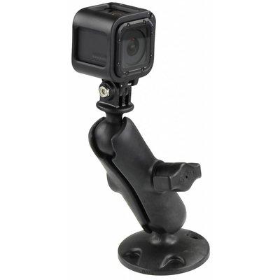 RAM Mount Schroefvaste montage GoPro camera