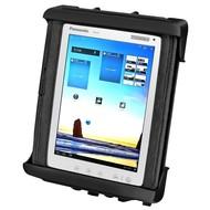 RAM Mount Anti-diefstal Klemhouder Panasonic Toughpad FZ-A1 met hoes TABL9U