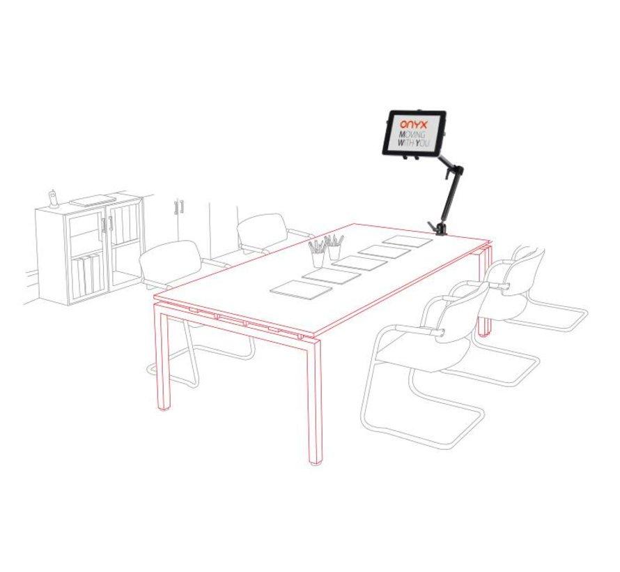 Onyx Bureau Vouwarm Tablethouder SL-CP