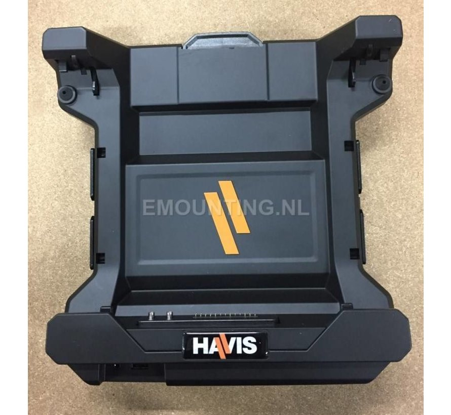 Cradle for Dell's Latitude 12 Rugged Tablet (optie dock)