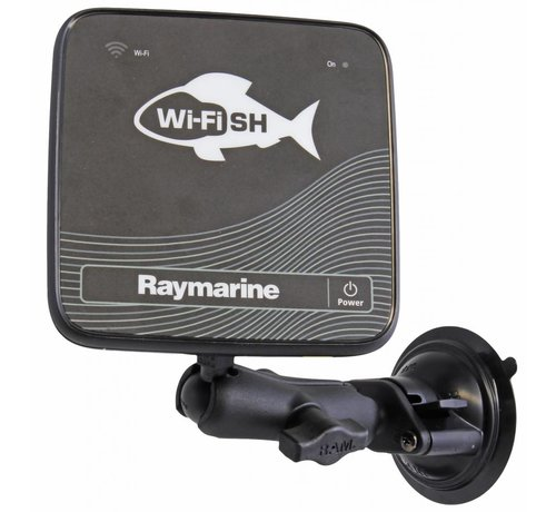 RAM Mount Zuignap combinatie montageset M6 Raymarine RAM-B-224-1-379-M616U