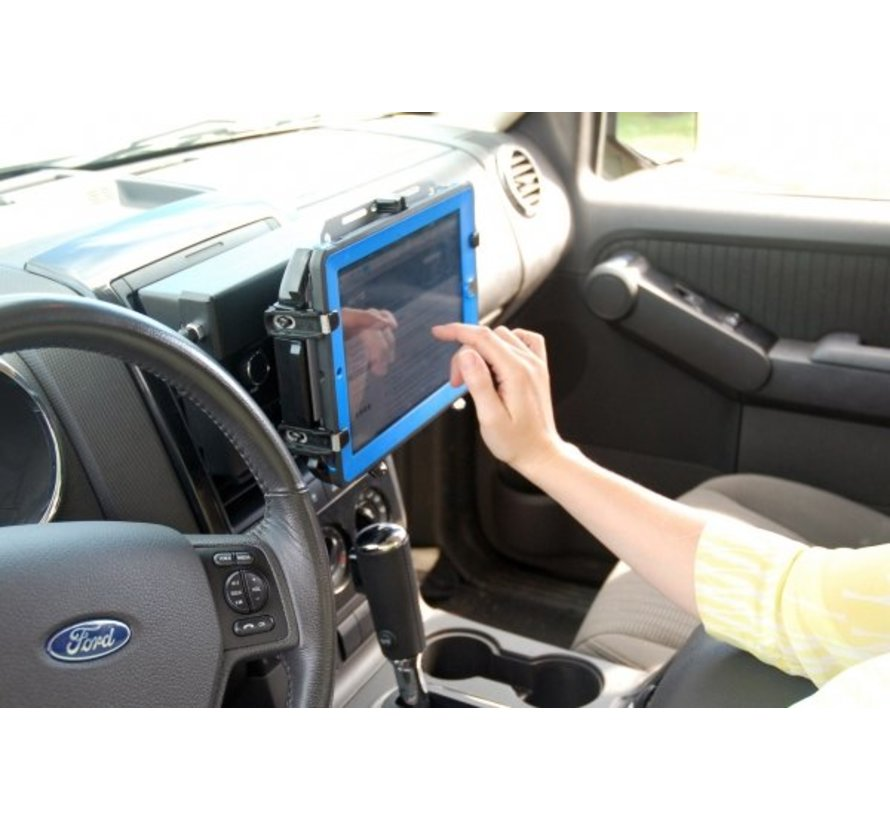 "Universal  Rugged 10"" Tablet Mount UT-201"