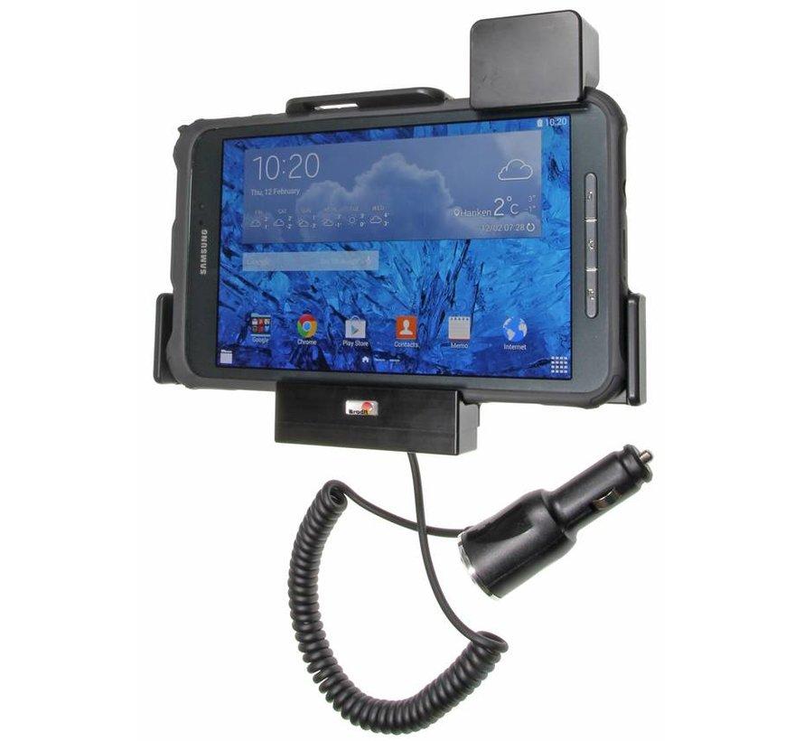 houder/lader Samsung Gal.Active 8.0 sig.plug