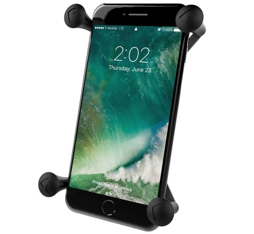 Universal X-Grip™ Large voor Phones/Phablets