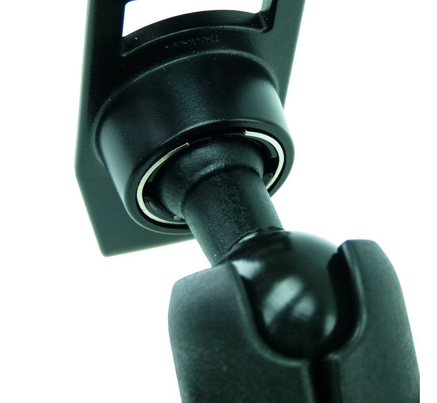 Garmin 17 mm kogel stuurbevestigingset