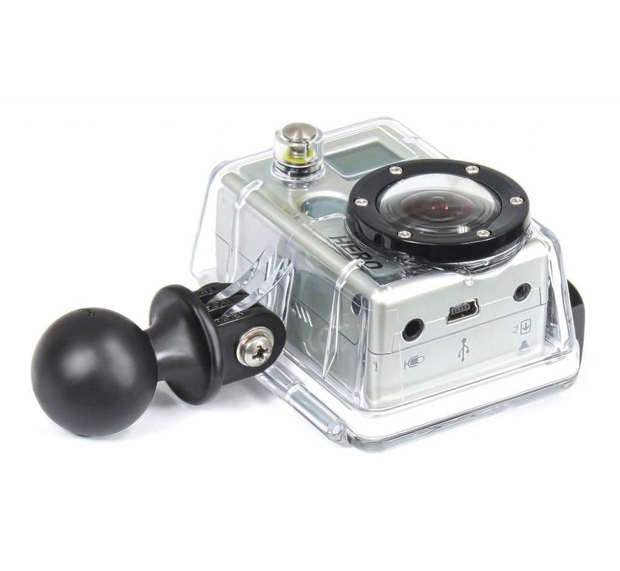 GoPro camera kogel compacte zuignap bevestigingset