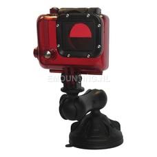 RAM Mount GoPro compacte zuignap bevestigingset RAP-B-166-2-GOP1