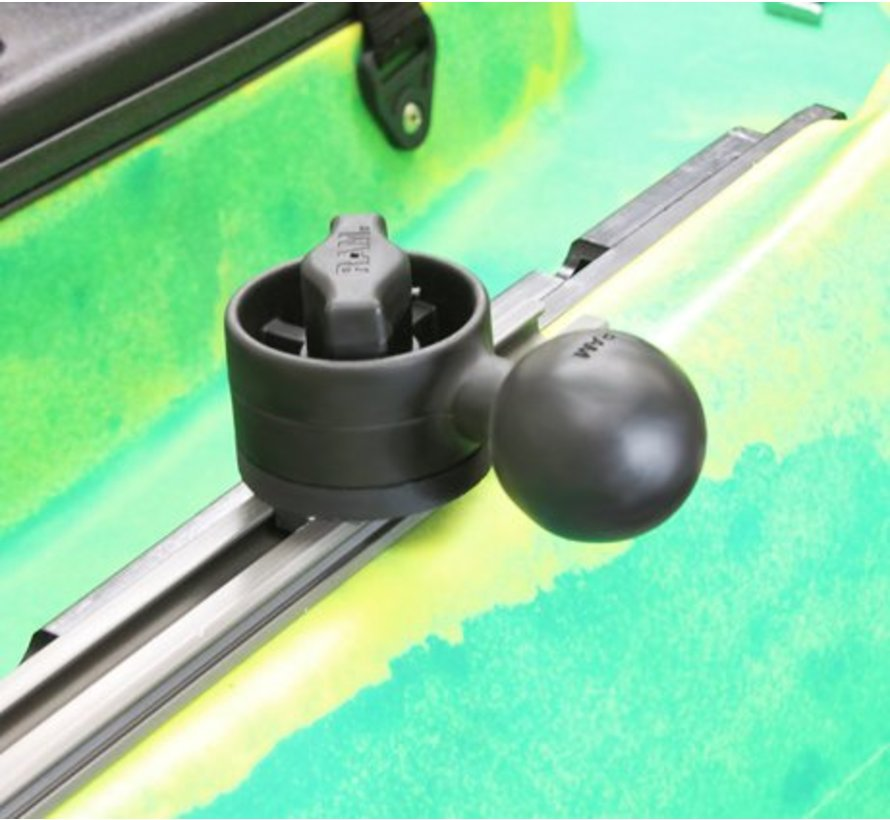 "C-Kogel 1.5"" Track Ball™ Side Track Base"