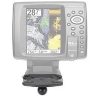 RAM Mount GPS B-Kogel Humminbird en Lowrance RAM-B-107BU
