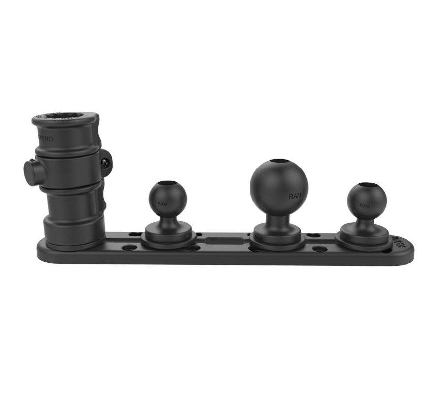 Tough-Track™ Composiet Rail 230 mm RAP-TRACK-A9U