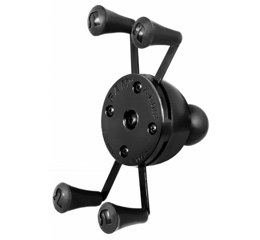 X-Grip smartphone met Track-ball kogel RAP-HOL-UN7B-354-TRA1U