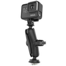 RAM Mount GoPro montage met Track-ball kogel bevestiging