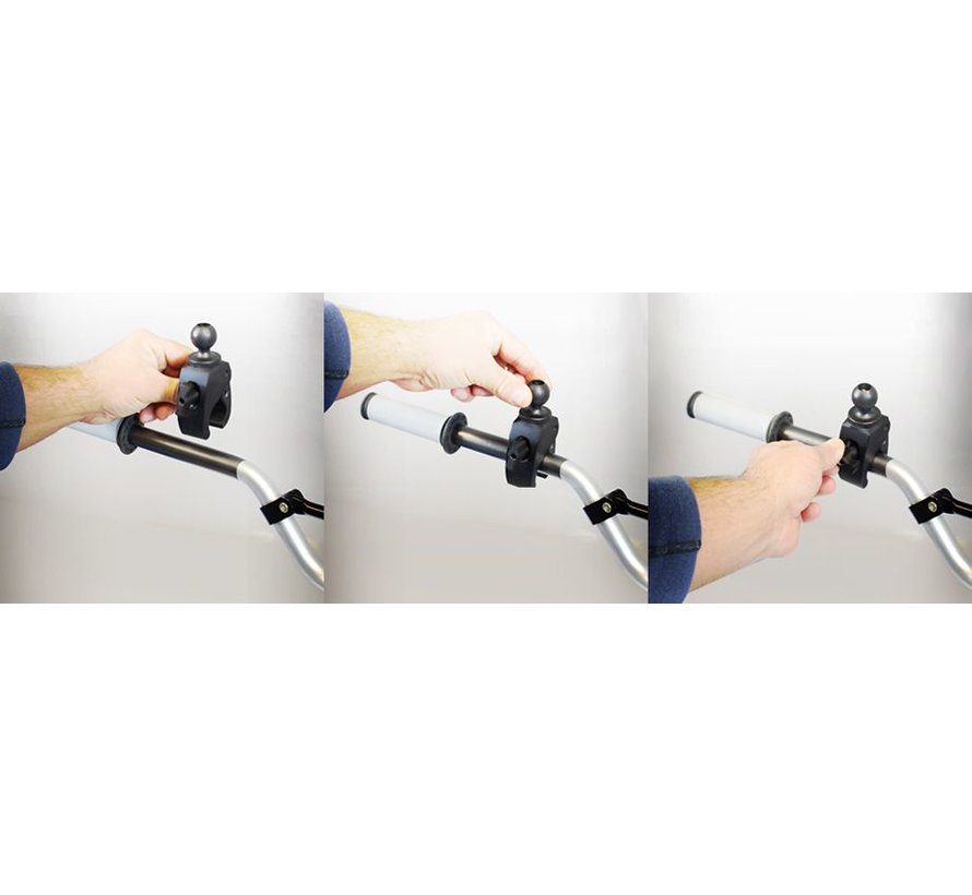 Small Tough-Claw™ B-Kogel