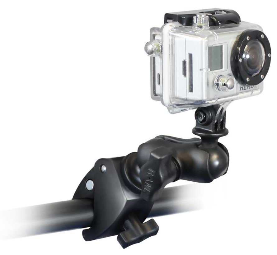 Tough-Claw GoPro Hero stangmontageset