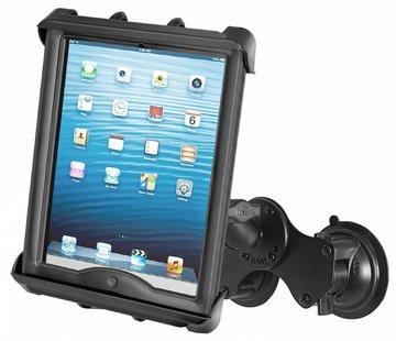 RAM Mount Tab-Tite iPad en TAB met case dubbele zuignapset TAB20