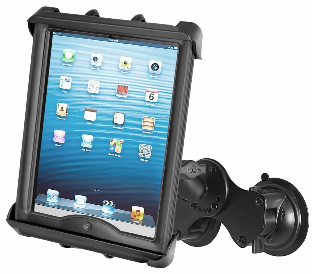 RAM Mount Tab-Tite iPad en TAB met case dubbele zuignapset
