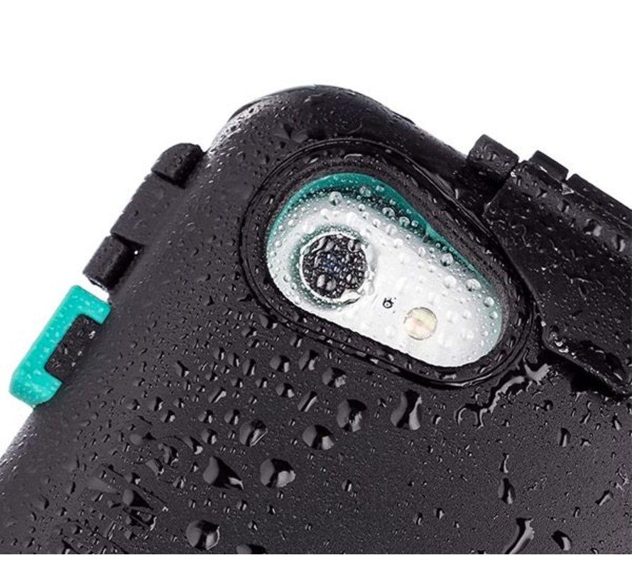 Waterdichte iPhone 6/7/8 case met oplaad mogelijkheid