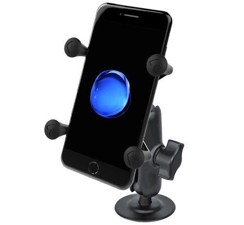 RAM Mount Zelfklevende X-Grip Smartphone mount