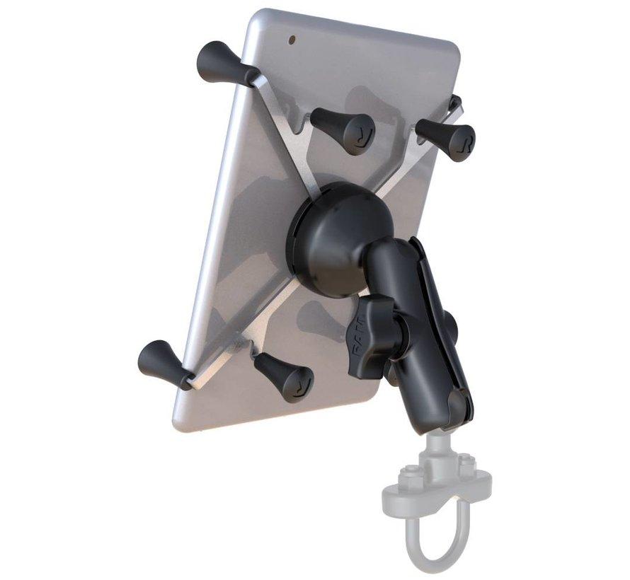 X-Grip 7/8 inch tablethouder met klemarm