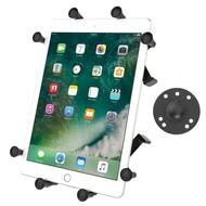 "RAM Mount X-Grip Universal 10"" Tablet Houder met B-kogel UN9U"
