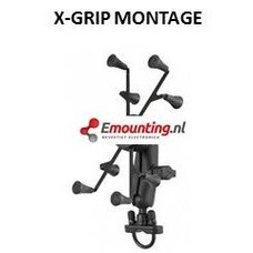 Bevestiging sets X-Grip