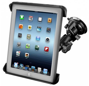 "RAM Mount Zuignap 10"" tablets RAM-B-166-TAB-LGU"