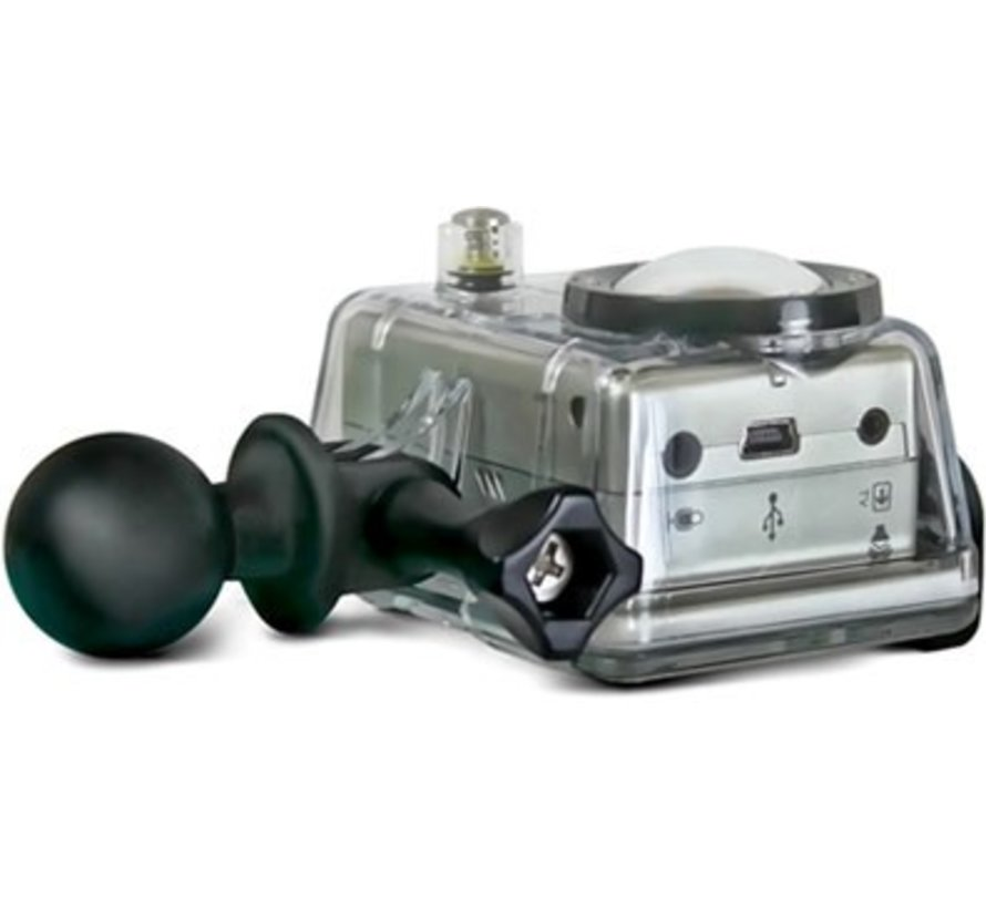 Telescoping Camera Pole Kit met GoPro® Hero Adapter