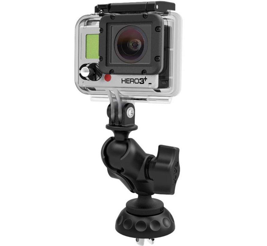 Leash Plug Mount with Custom GoPro® Hero Adapter