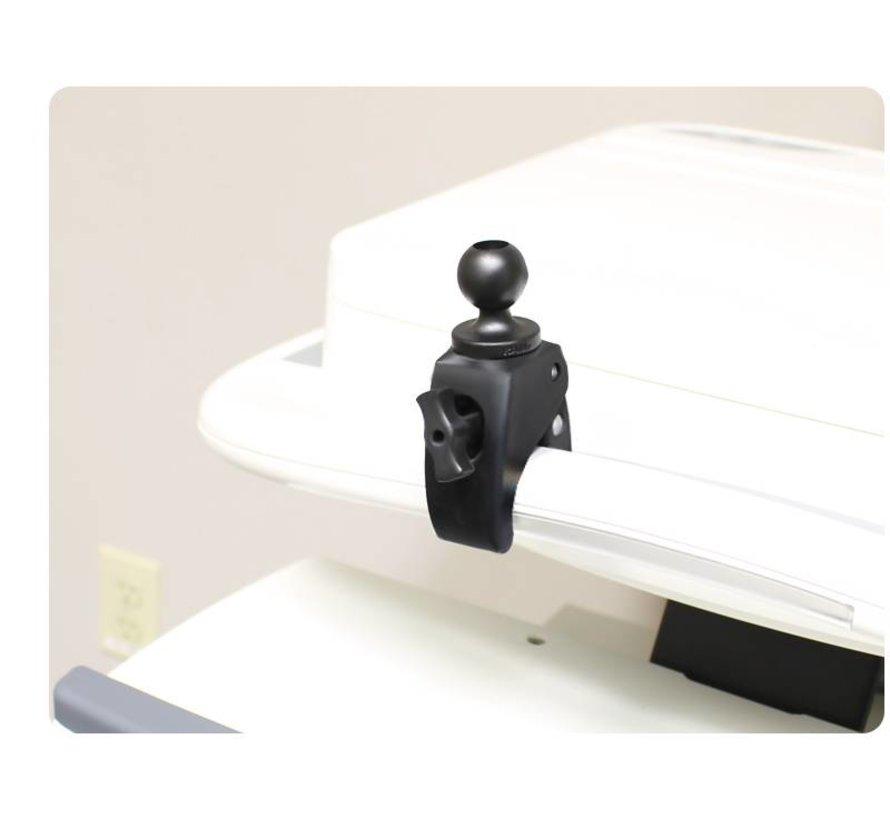 Small Tough-Claw™ met klemhouder set B-kogel