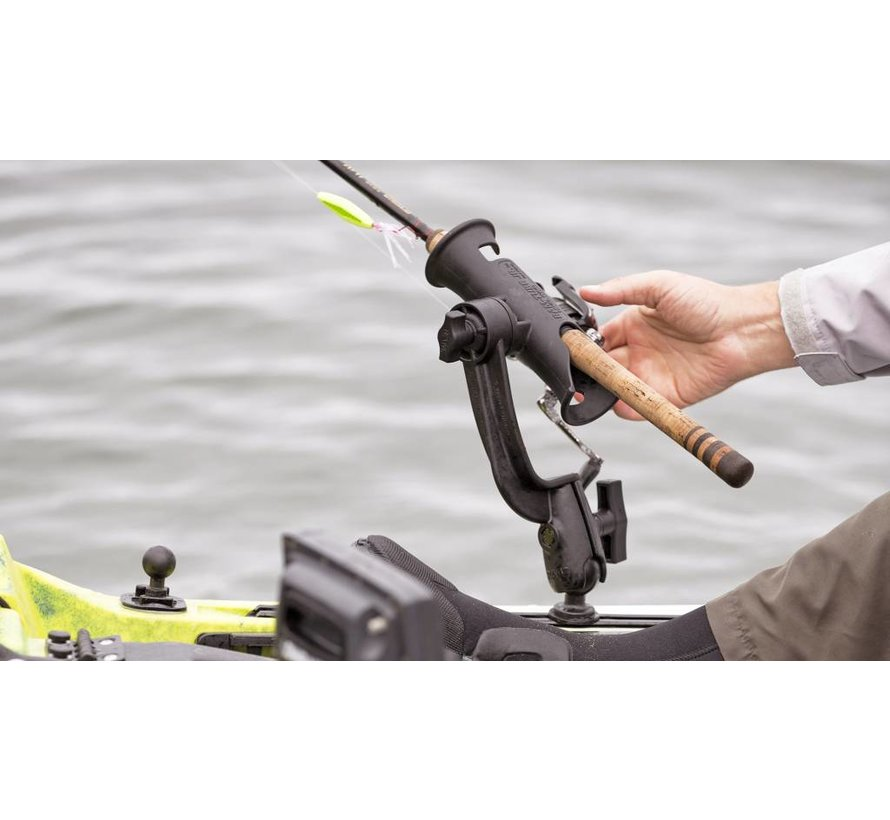 Tube Jr. Fishing hengelhouder Spline post RAP-390U