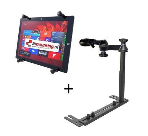 RAM Mount Universal No-Drill™ iPad 12.9 X-Grip RAM-VB-196-SW1-UN11