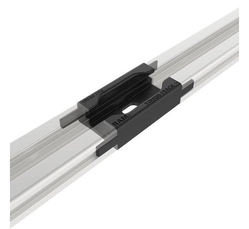 RAM Mount Rechte Connector voor Top-Loading Aluminum Tough-Track™