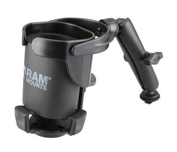RAM Mount Balancerende drankhouder XL- Level Cup™ XL met Track-ball