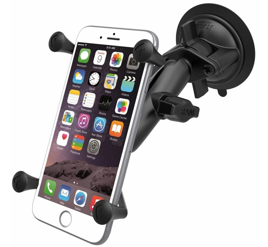 X-Grip zuignapset large smartphones  RAM-B-166-UN10U