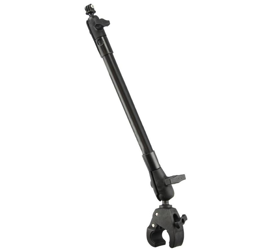 55 cm Tough-Pole Action Camera mount met Tough-Claw