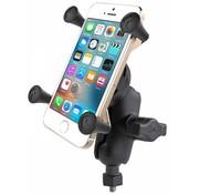 RAM Mount Toughball B-Kogel M8 bout met X-Grip houder smartphone set