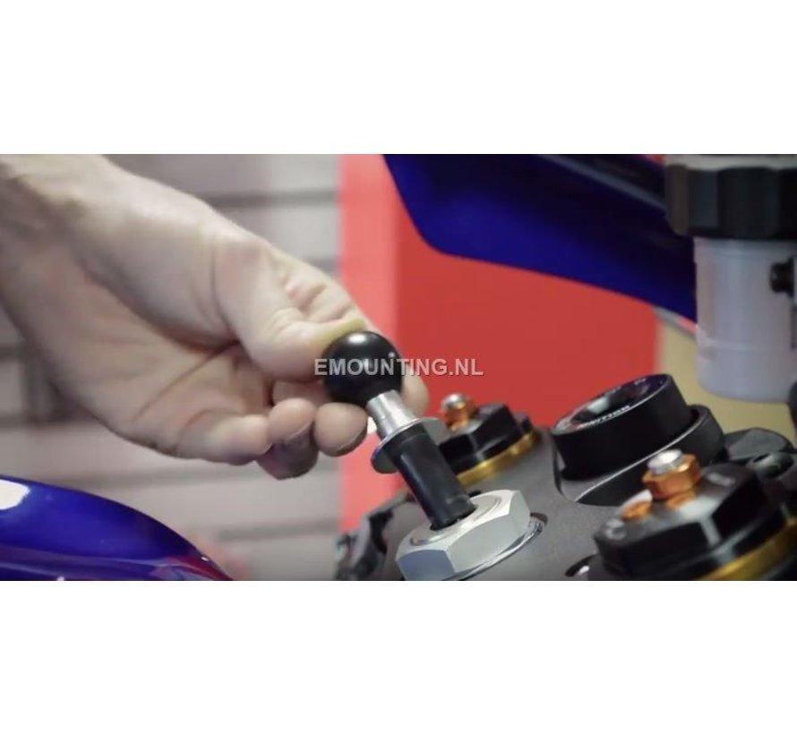 Stem Mount HD balhoofdsteun 15 mm B-kogel