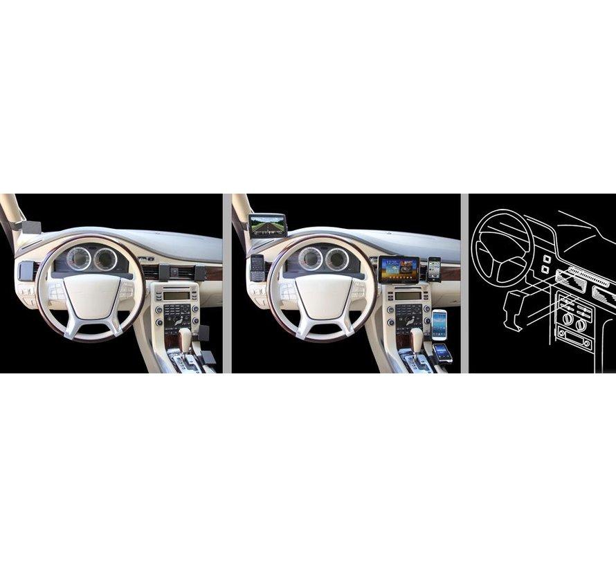 X-Grip smartphonehouder auto met Brodit Proclip