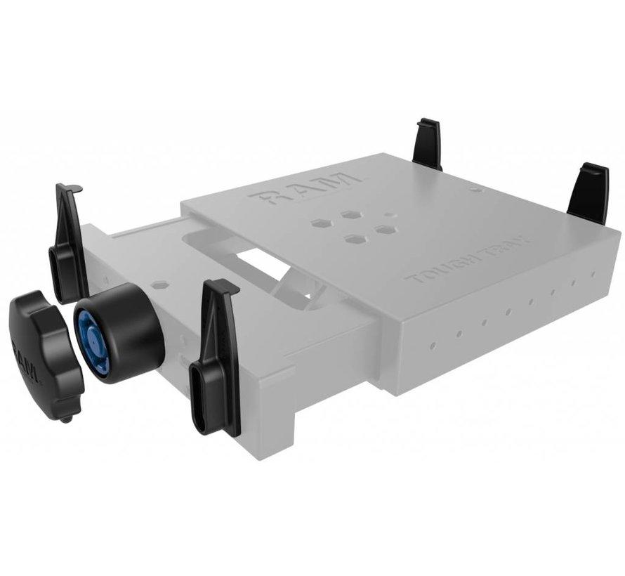 Secure-N-Motion™ Laptop Tray Security Pin-Lock™ Kit