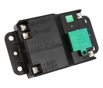 RAM Mount Safe-T-Charge™ Battery Protection System RAM-234-VCP1U