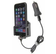 Brodit houder Apple iPhone 6/7/8/X (met Lightning USB kabel)