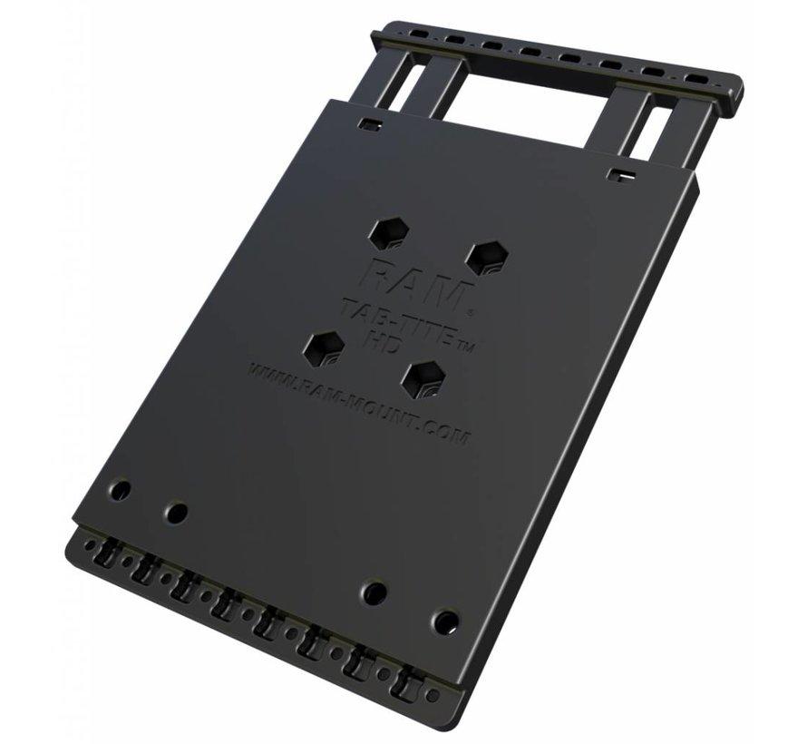 Tab-Tite iPad 9.7 case dubbele zuignapset verlengde knop TAB20U