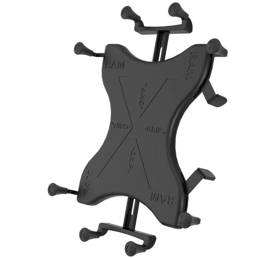 "Dubbele Zuignap X-Grip 10"" tablet - verlengde knop UN9U"