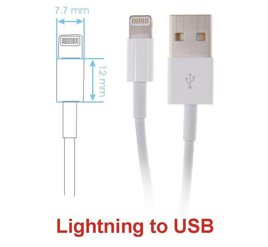 houder Apple iPhone X met skin (Lightning USB geschikt)