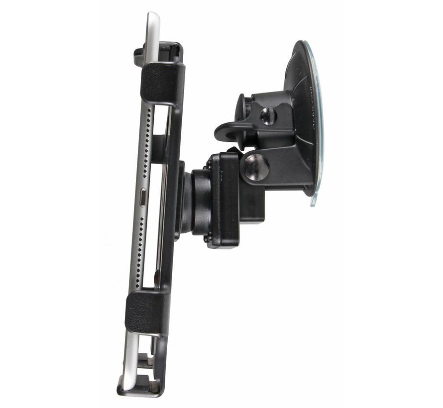 single Suction Cup Mount met AMPS-plate.