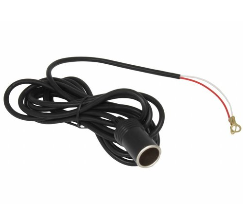 RAM Mount 3 meter Power Cord with Female Cigarette Plug