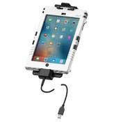 aiShell autohouder en connector blok iPad Mini/9.7/10.5/10.2