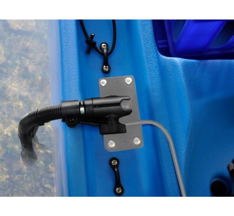 Transducer Lowrance StructureScan LSS Mount flexible arm montage