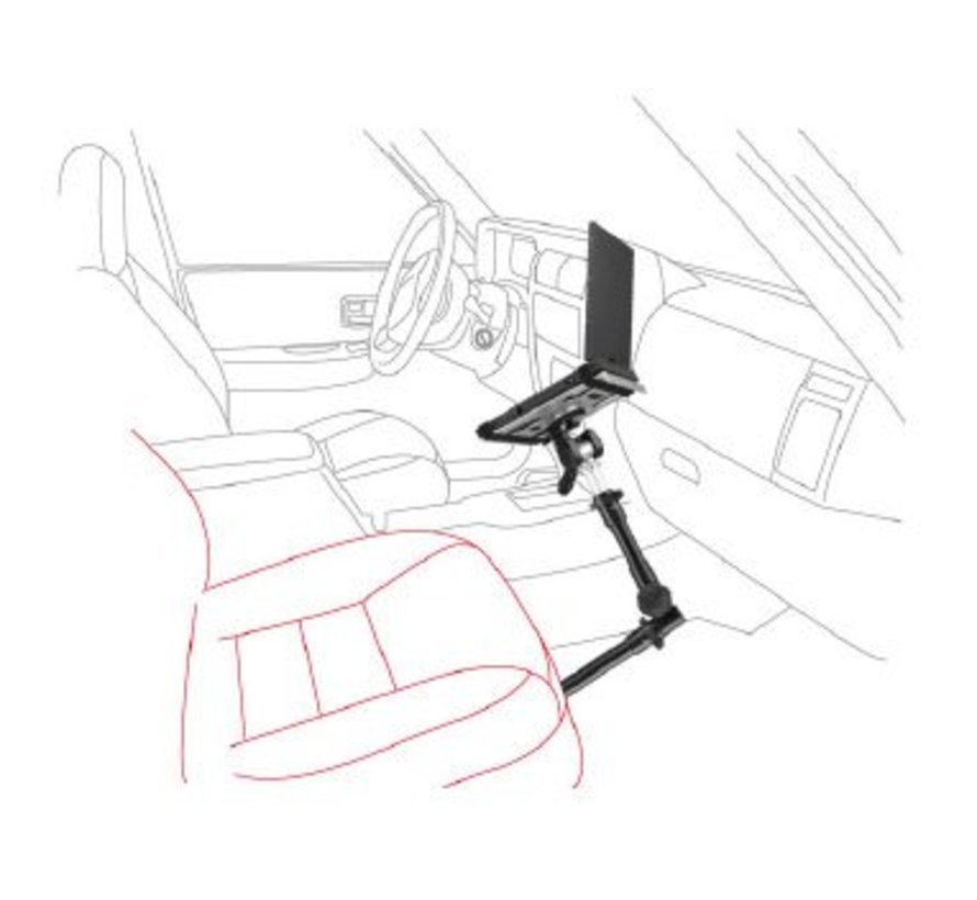 Onyx Universele auto-laptophouder A-100T