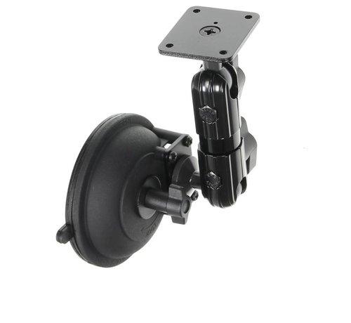 Brodit Pedestal Mount Lite Suction cup mount Kort 160mm